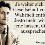 Georg Orwells kleiner Bruder: Wer Trump half, die Wahlen zu gewinnen