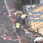 Berlin-Terror: Offizielle Theorie widerlegt – Polizei beim Legen falscher Spuren gefilmt