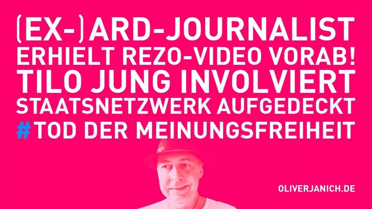 #OliWillReden Klimadebatte Oliver Janich Klimawandel #Rezo Tilo Jung Jung & Naiv Aufwachen! Propaganda Staatsnetzwerk ARD ZDF GEZ Meinungsfreiheit