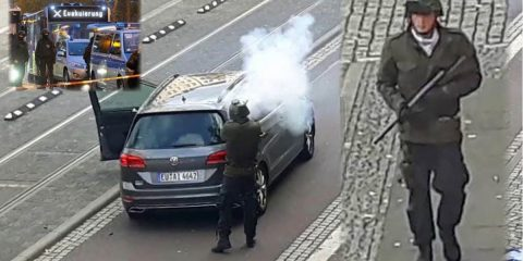 Terrorist von Halle hatte finanziellen Unterstützer | Ex-ZDF-Kameramann filmte Tat