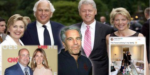 Die Rothschild-Epstein-CNN-Verbindung | Mordanschlag auf Trumps Familie?
