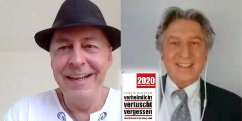 Die Raucherlüge, Epstein & hybride Kriegsführung – Gerhard Wisnewski im Interview