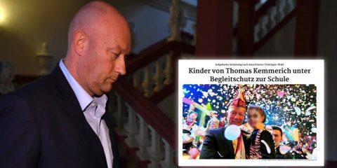 Putsch in Thüringen: Wie der Ministerpräsident zum Rücktritt erpresst wurde