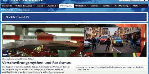 Bluttat in Hanau: MK Ultra im Spiel?