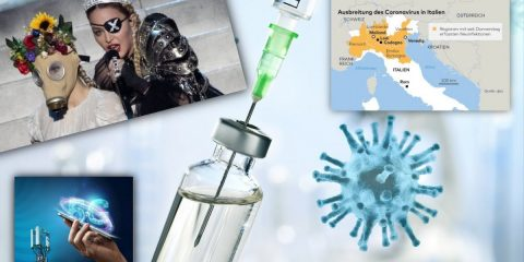 Coronavirus: Zusammenhang mit 5G? The Italian Job | Madonna prophezeite Seuche